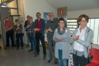 Mini Vernissage AV Show Jerg Ratgeb Pfad
